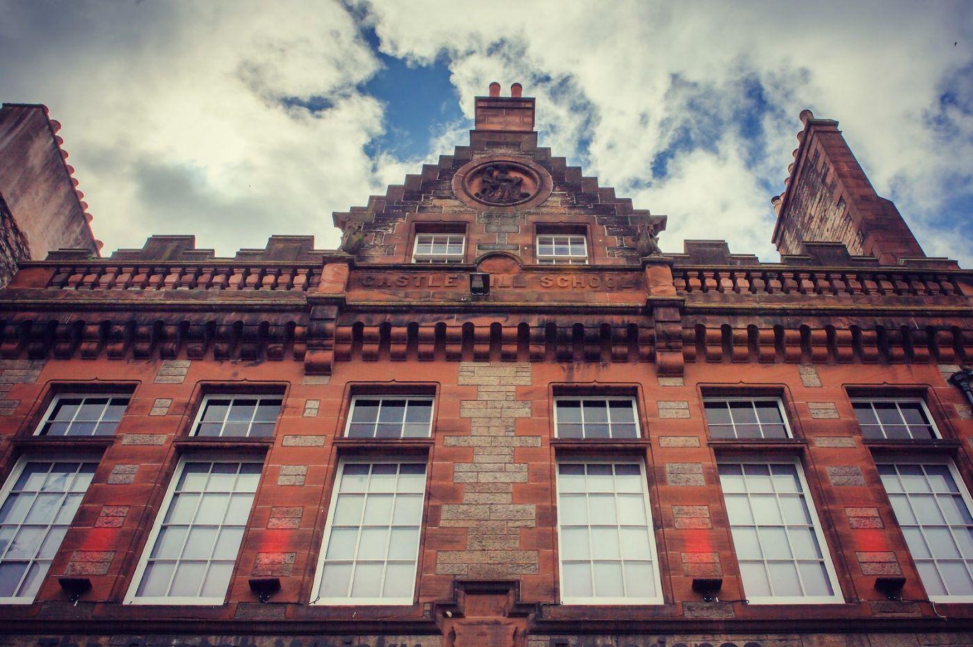 苏格兰爱丁堡,老城市老文化_图1-39