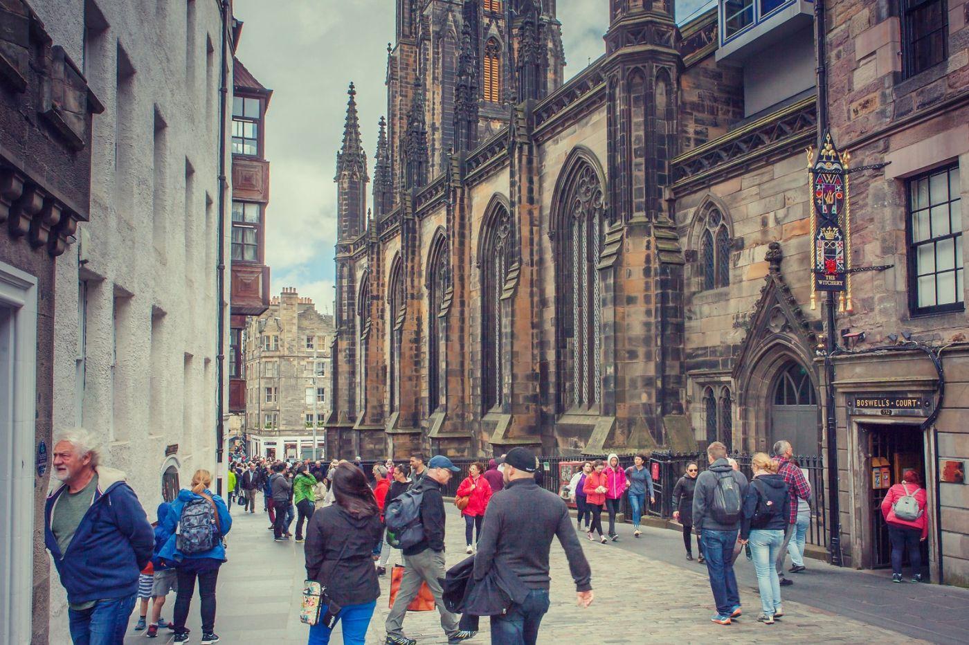 苏格兰爱丁堡,老城市老文化_图1-37