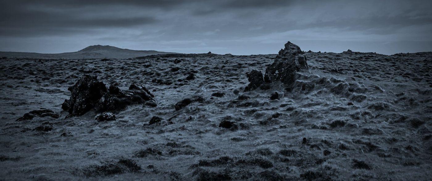 冰岛Djúpalónssandur沙滩,标志性的礁石_图1-13