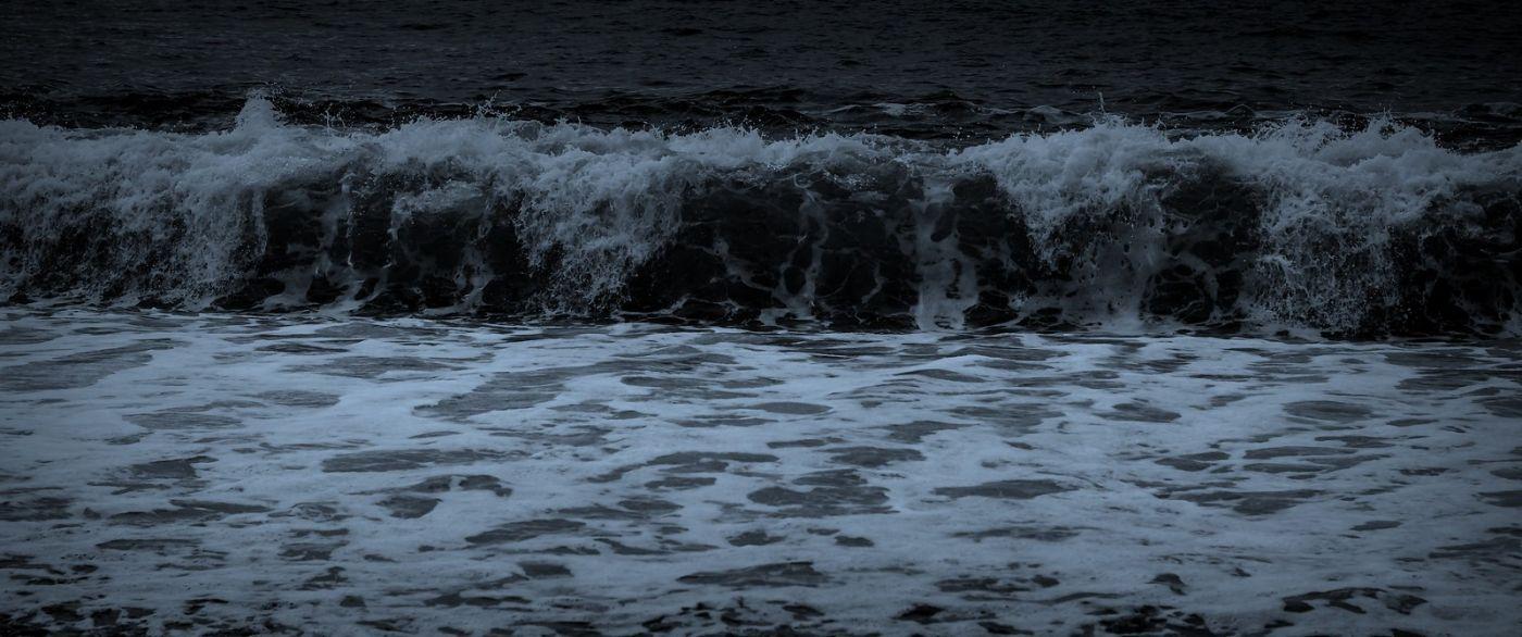 冰岛Djúpalónssandur沙滩,标志性的礁石_图1-25