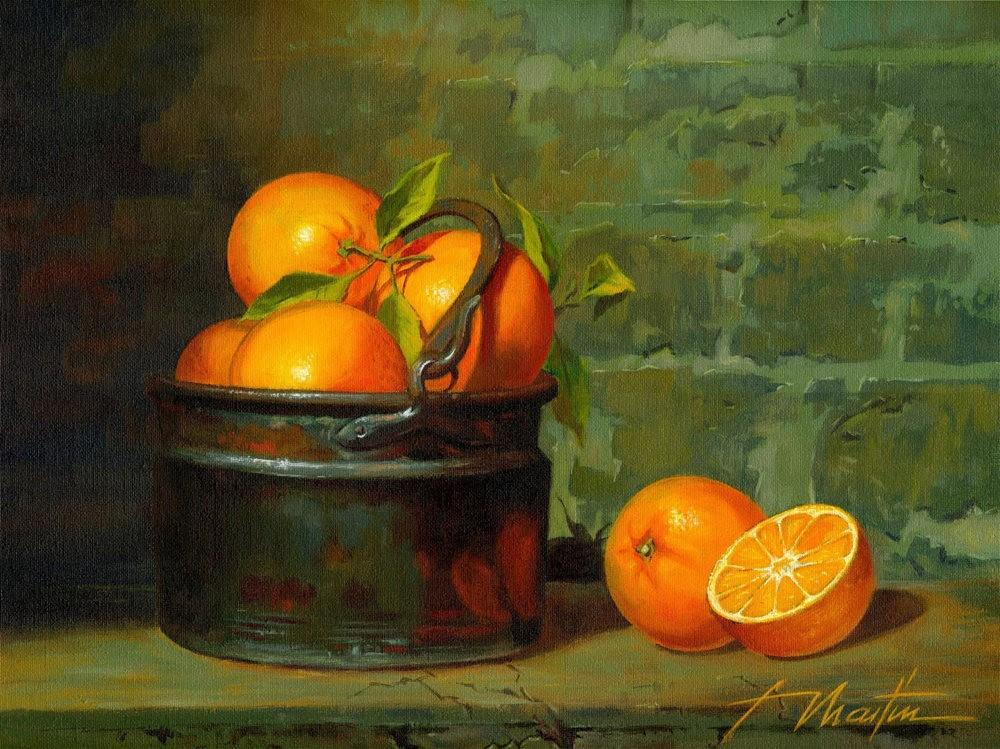 西班牙水彩画家--马丁.福斯蒂诺.冈萨雷斯_图1-3