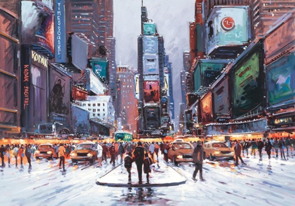 画家Henderson Cisz的城市画作_图1-14