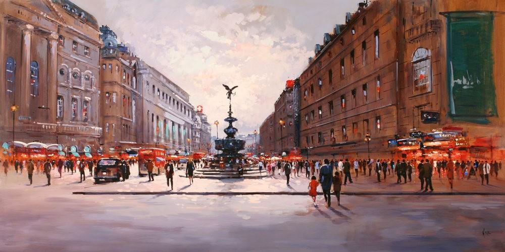 画家Henderson Cisz的城市画作_图1-28