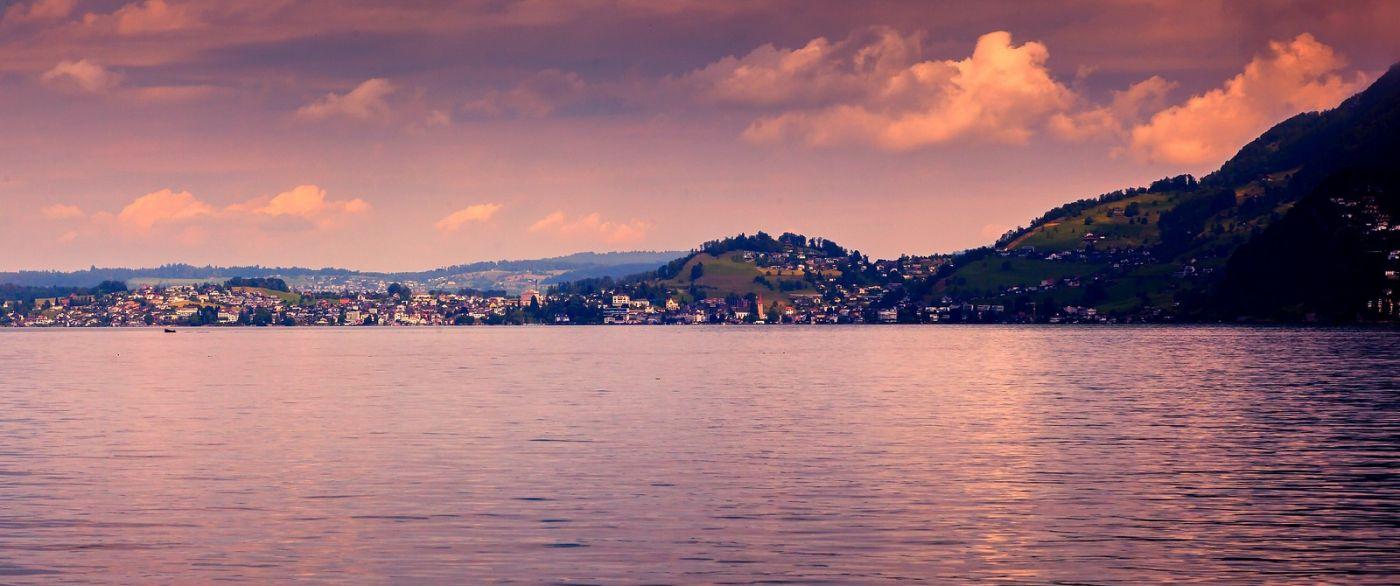 瑞士卢塞恩(Lucerne),拨开云雾见光明_图1-33