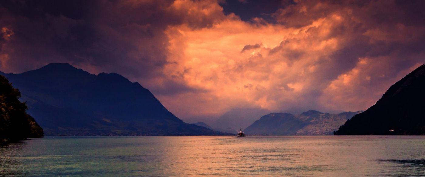瑞士卢塞恩(Lucerne),拨开云雾见光明_图1-1