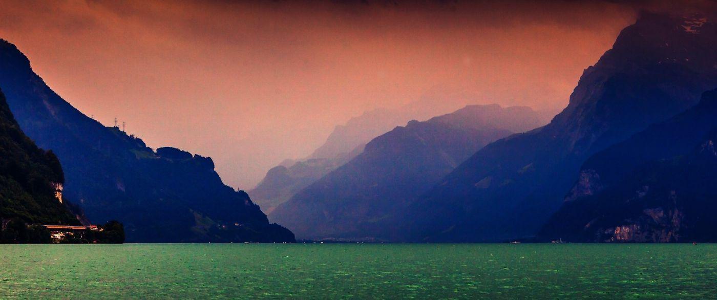 瑞士卢塞恩(Lucerne),拨开云雾见光明_图1-7