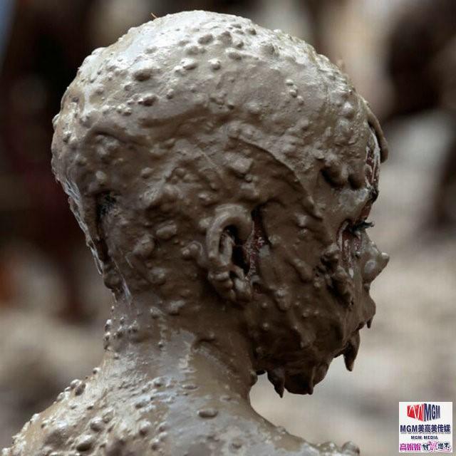 高娓娓:美国孩子暑假的另类消暑活动——泥巴节_图1-9