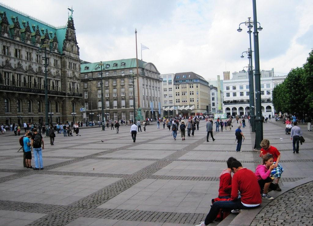 汉堡.德国重要港口工业城市_图1-2