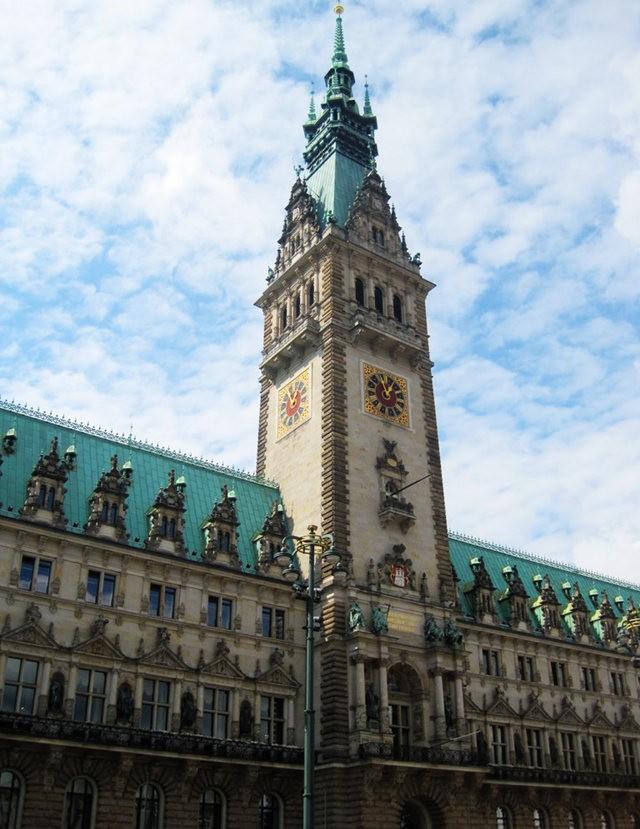 汉堡.德国重要港口工业城市_图1-6