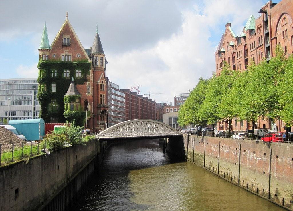 汉堡.德国重要港口工业城市_图1-33