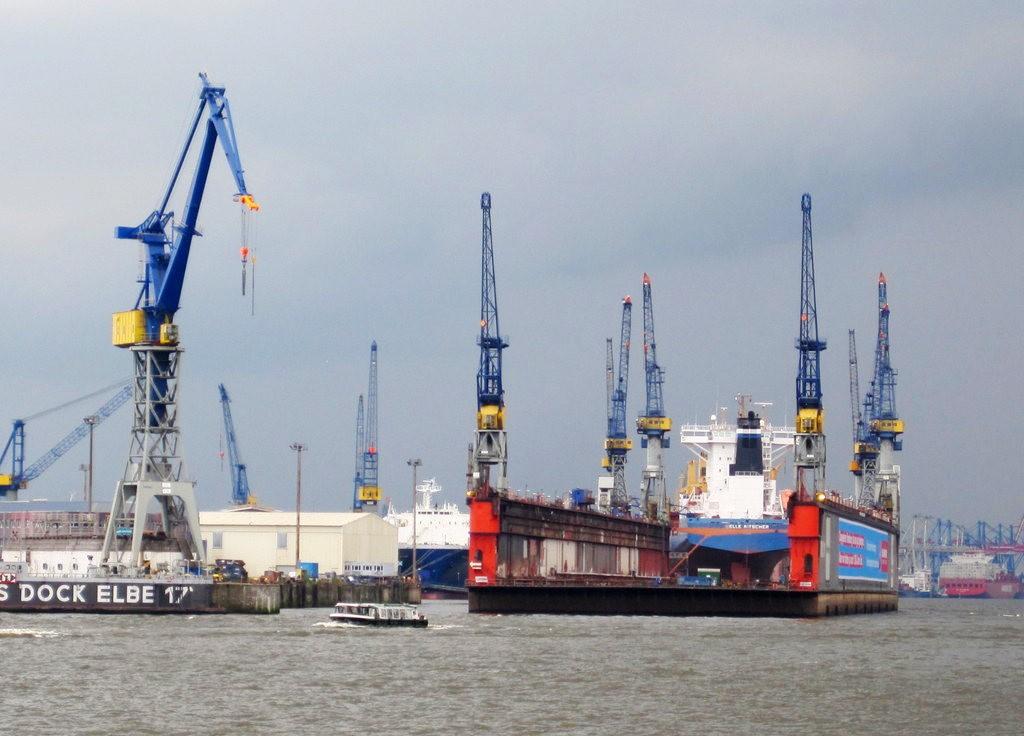 汉堡.德国重要港口工业城市_图1-35