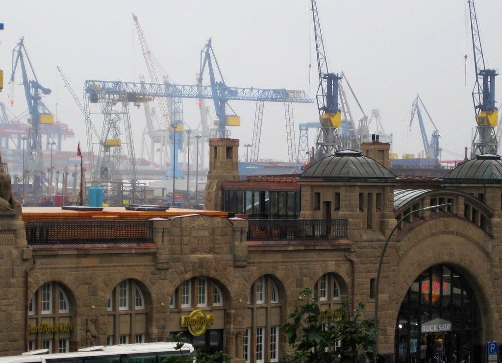 汉堡.德国重要港口工业城市_图1-37