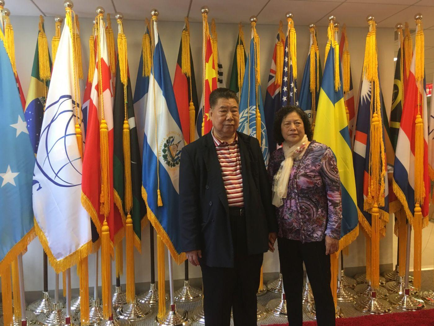 聯合國中華媽祖文化發展基金會受邀参加聯合國納尔遜.曼德拉国际日的一系列活动 ..._图1-3