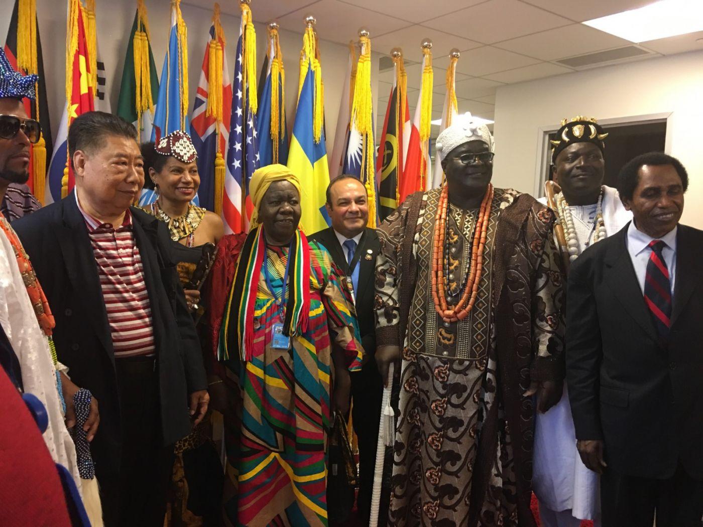 聯合國中華媽祖文化發展基金會受邀参加聯合國納尔遜.曼德拉国际日的一系列活动 ..._图1-6