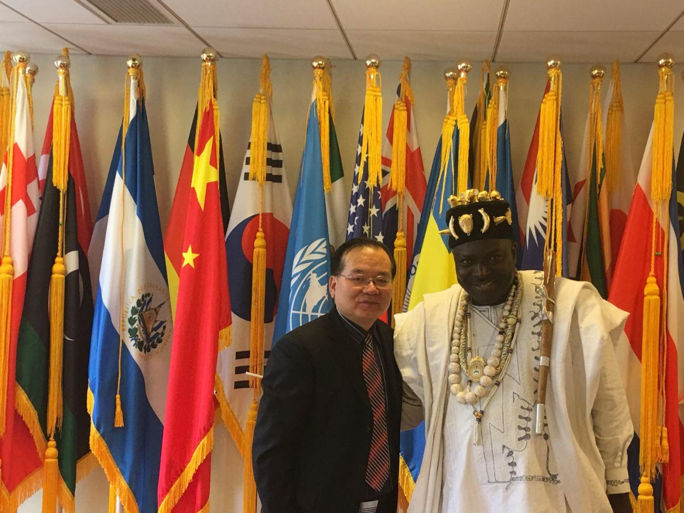 聯合國中華媽祖文化發展基金會受邀参加聯合國納尔遜.曼德拉国际日的一系列活动 ..._图1-26