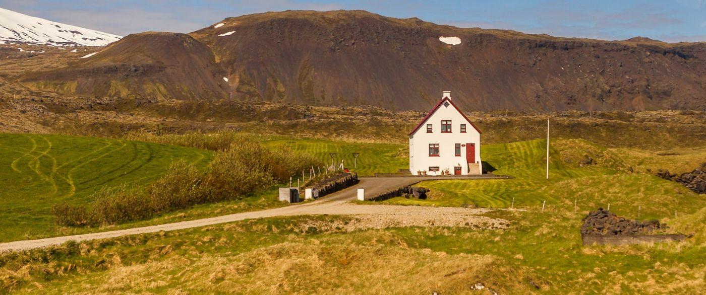 冰岛Arnarstapi,小鱼村今非昔比_图1-37