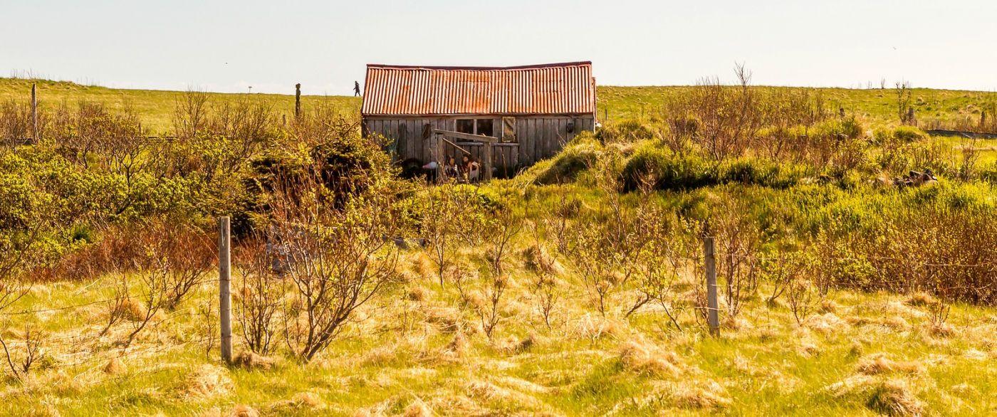 冰岛Arnarstapi,小鱼村今非昔比_图1-35