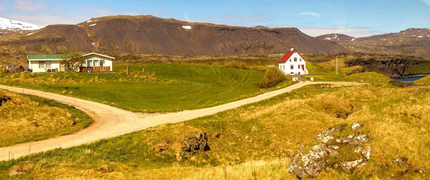 冰岛Arnarstapi,小鱼村今非昔比_图1-34