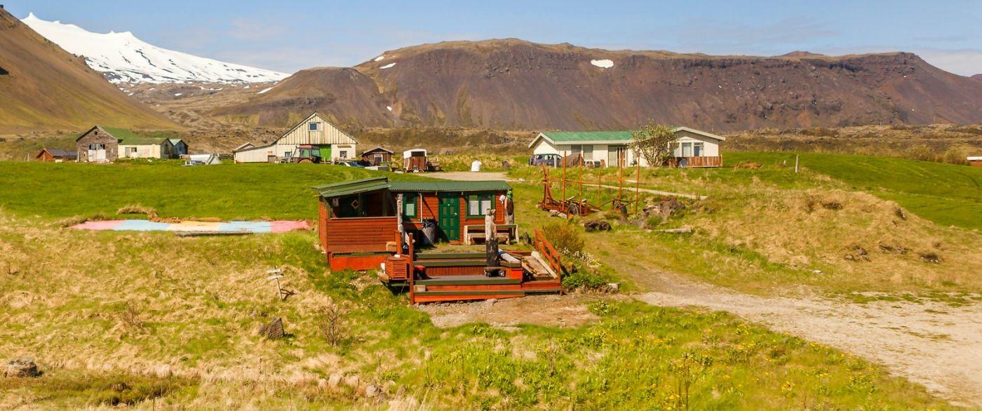 冰岛Arnarstapi,小鱼村今非昔比_图1-19
