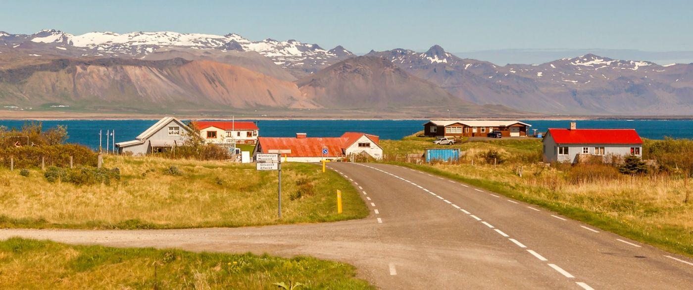 冰岛Arnarstapi,小鱼村今非昔比_图1-18