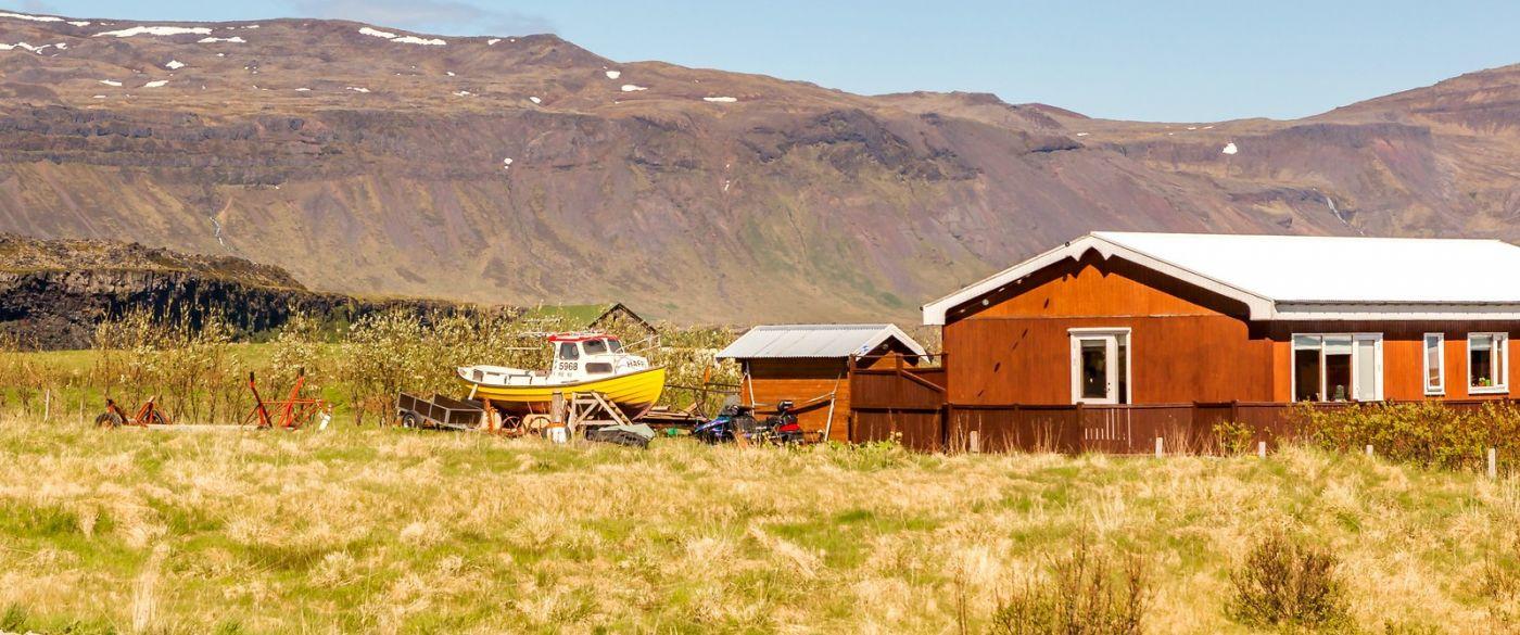 冰岛Arnarstapi,小鱼村今非昔比_图1-17