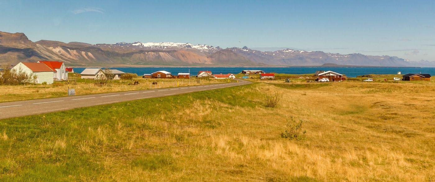 冰岛Arnarstapi,小鱼村今非昔比_图1-16