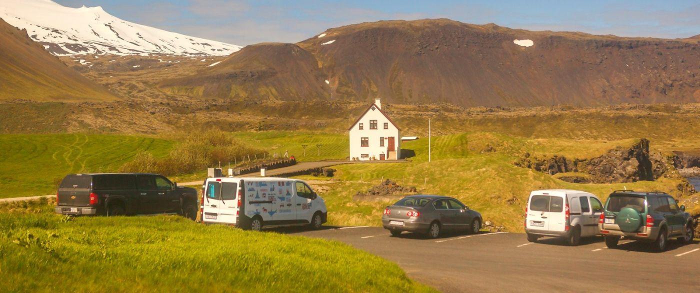 冰岛Arnarstapi,小鱼村今非昔比_图1-10