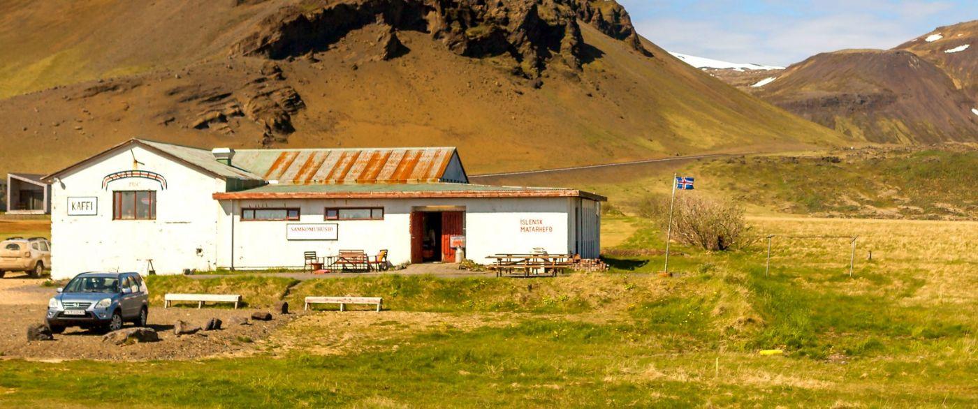 冰岛Arnarstapi,小鱼村今非昔比_图1-9