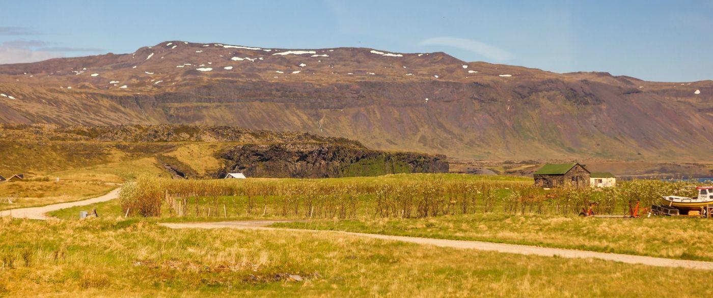 冰岛Arnarstapi,小鱼村今非昔比_图1-5