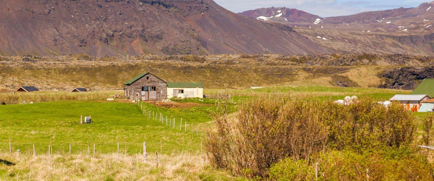冰岛Arnarstapi,小鱼村今非昔比_图1-6