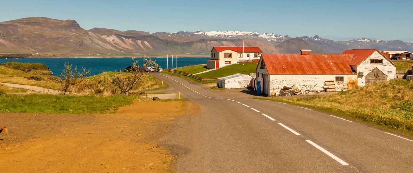 冰岛Arnarstapi,小鱼村今非昔比_图1-7
