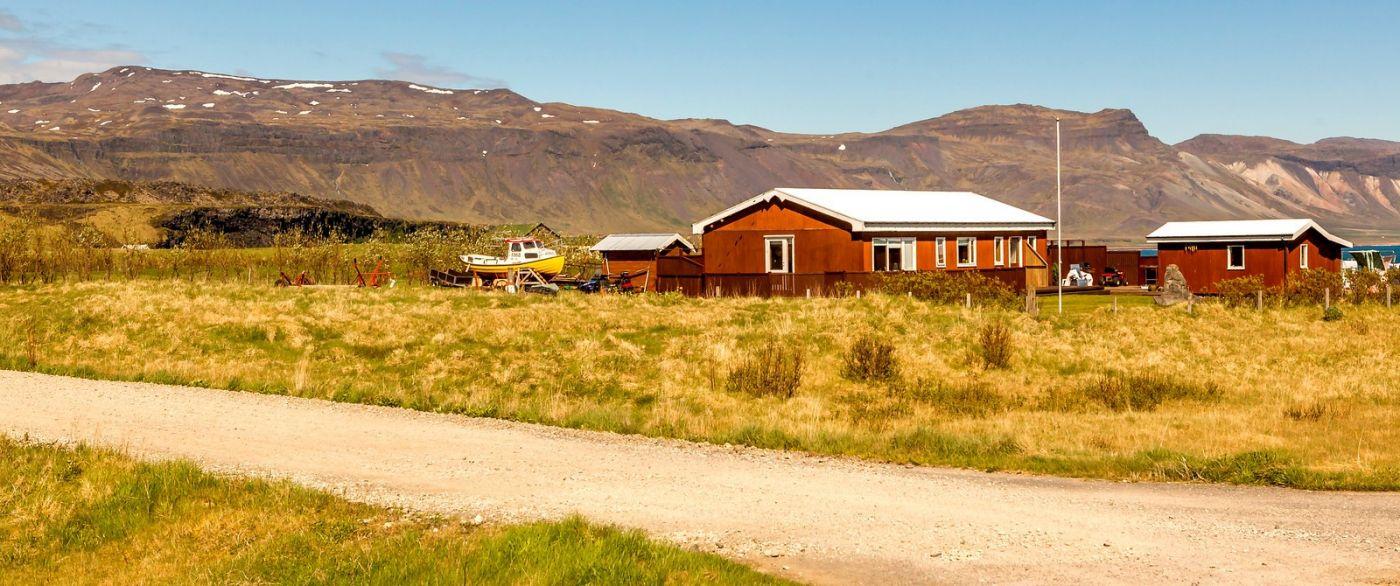 冰岛Arnarstapi,小鱼村今非昔比_图1-8
