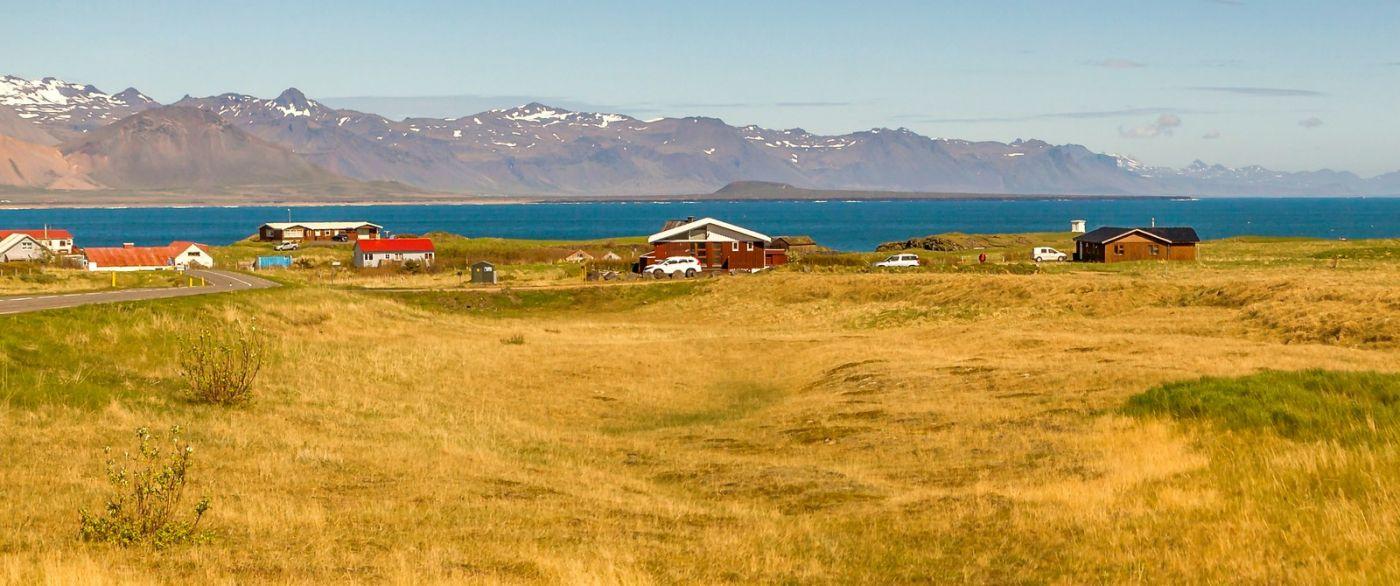 冰岛Arnarstapi,小鱼村今非昔比_图1-4