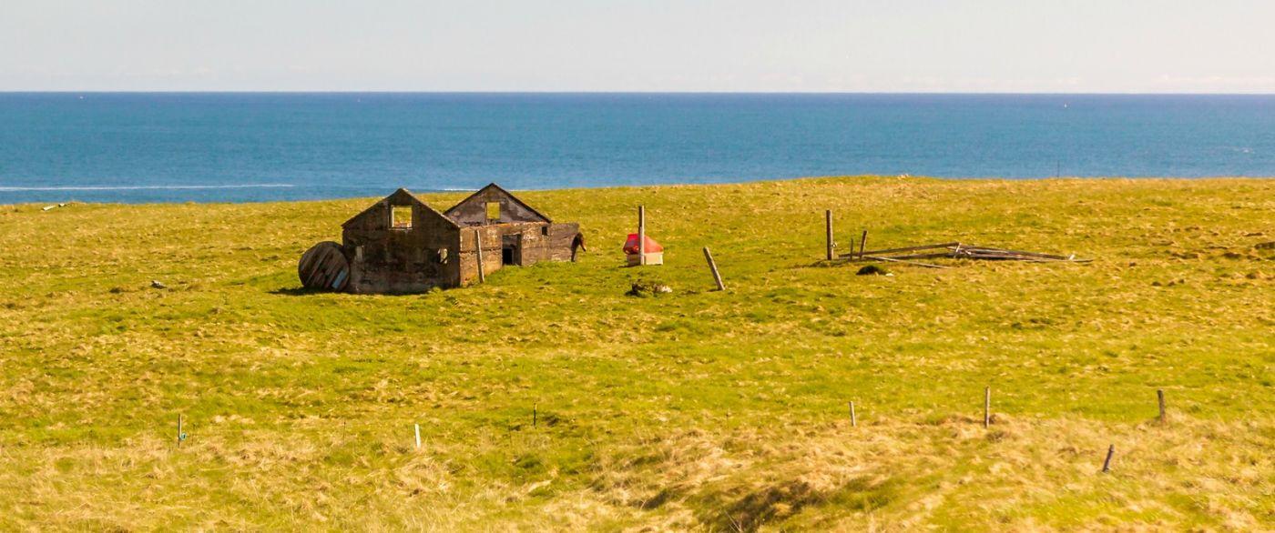 冰岛Arnarstapi,小鱼村今非昔比_图1-3