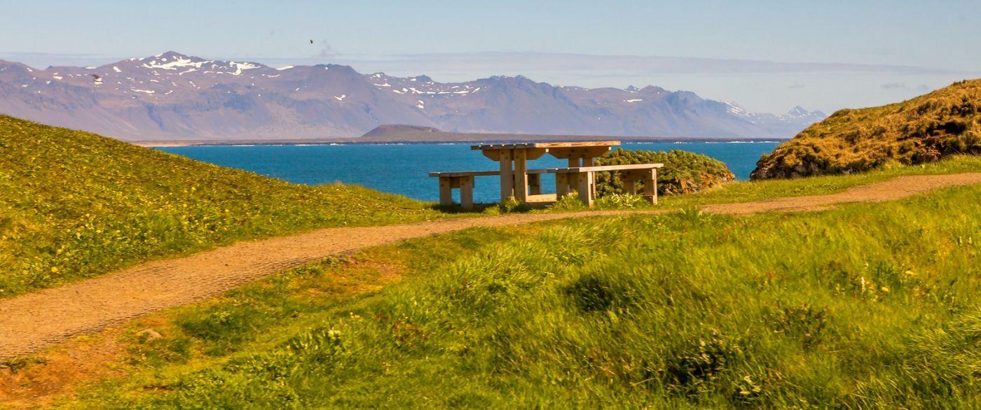 冰岛Arnarstapi,小鱼村今非昔比_图1-2
