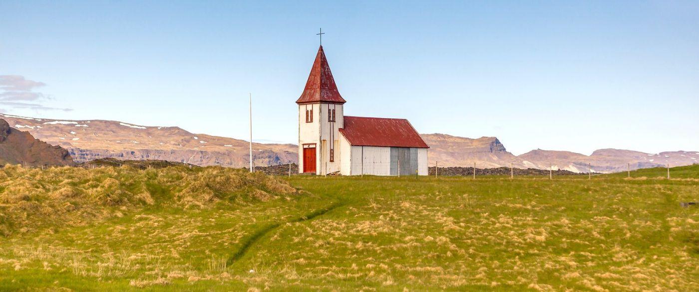 冰岛Arnarstapi,小鱼村今非昔比_图1-1