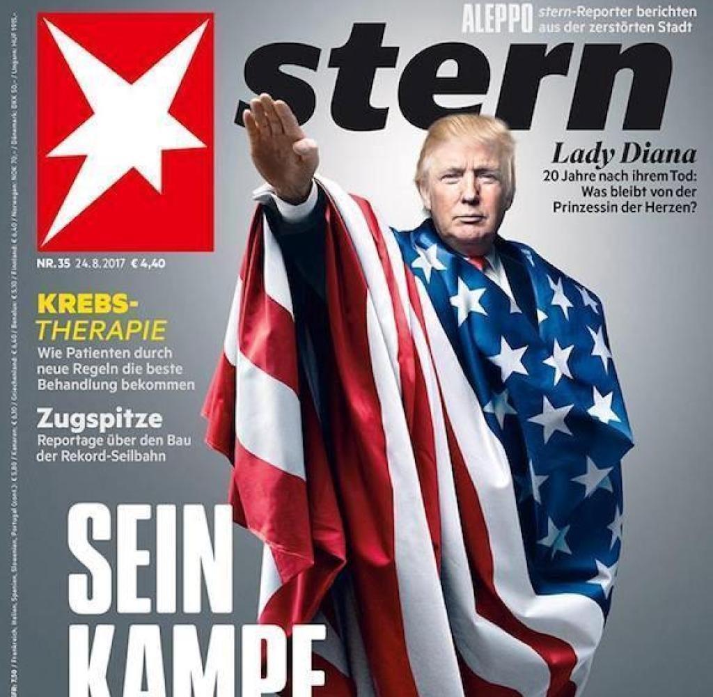"""从""""赶她回老家""""到纳粹党的25条党纲_图1-1"""