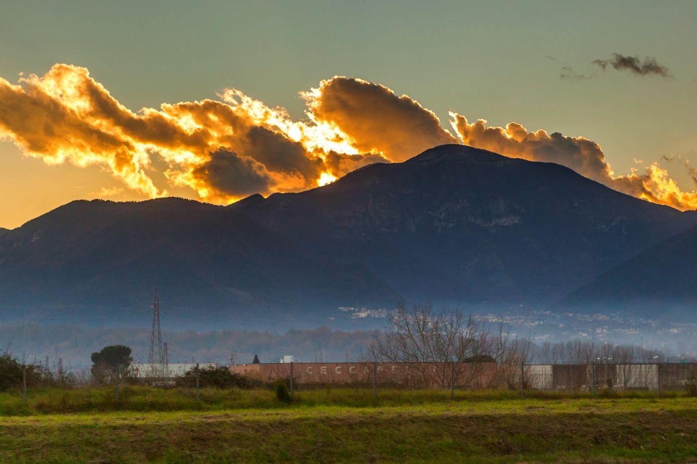 意大利路途,黄昏时的乡村_图1-10