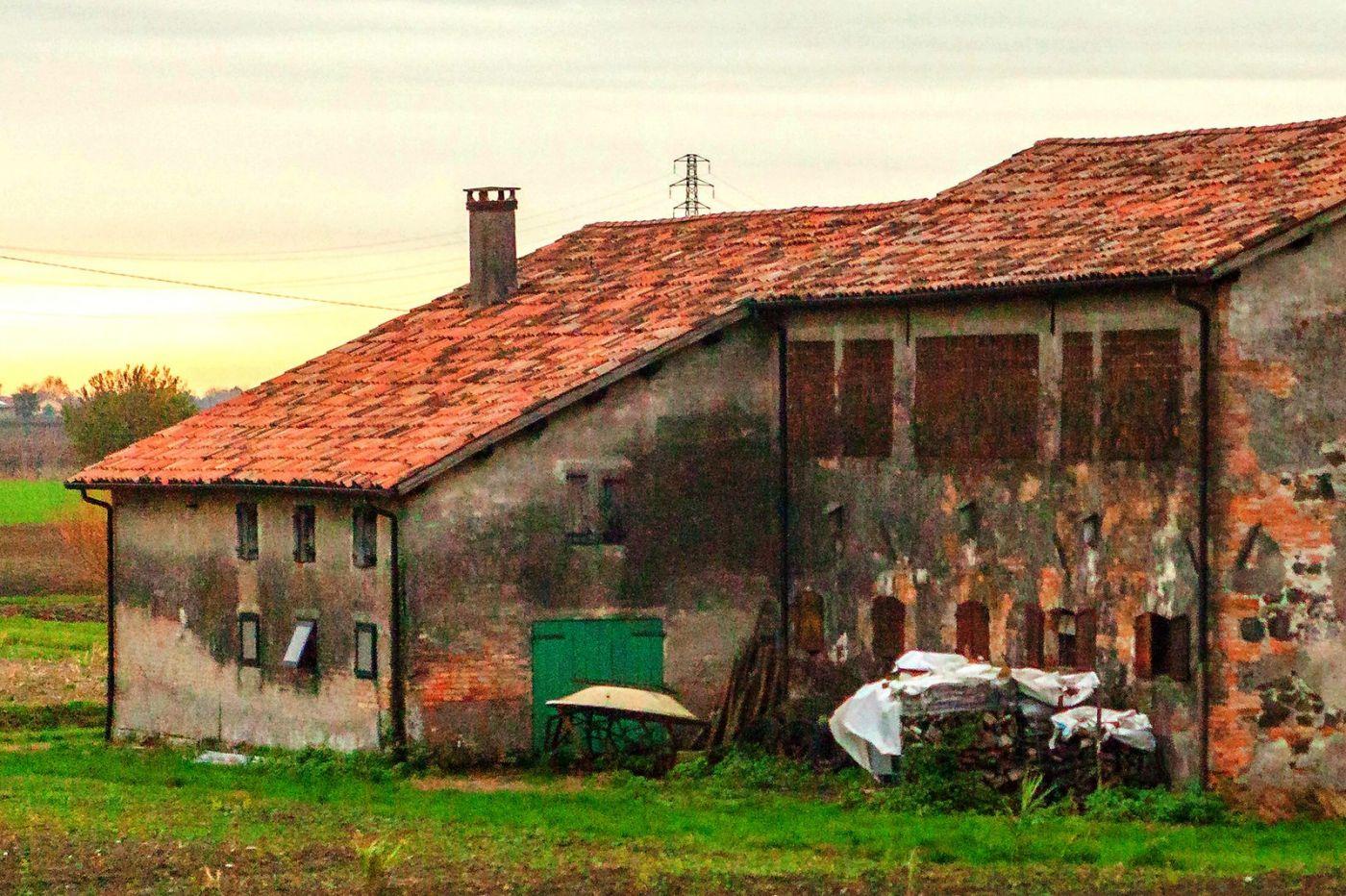 意大利路途,黄昏时的乡村_图1-28