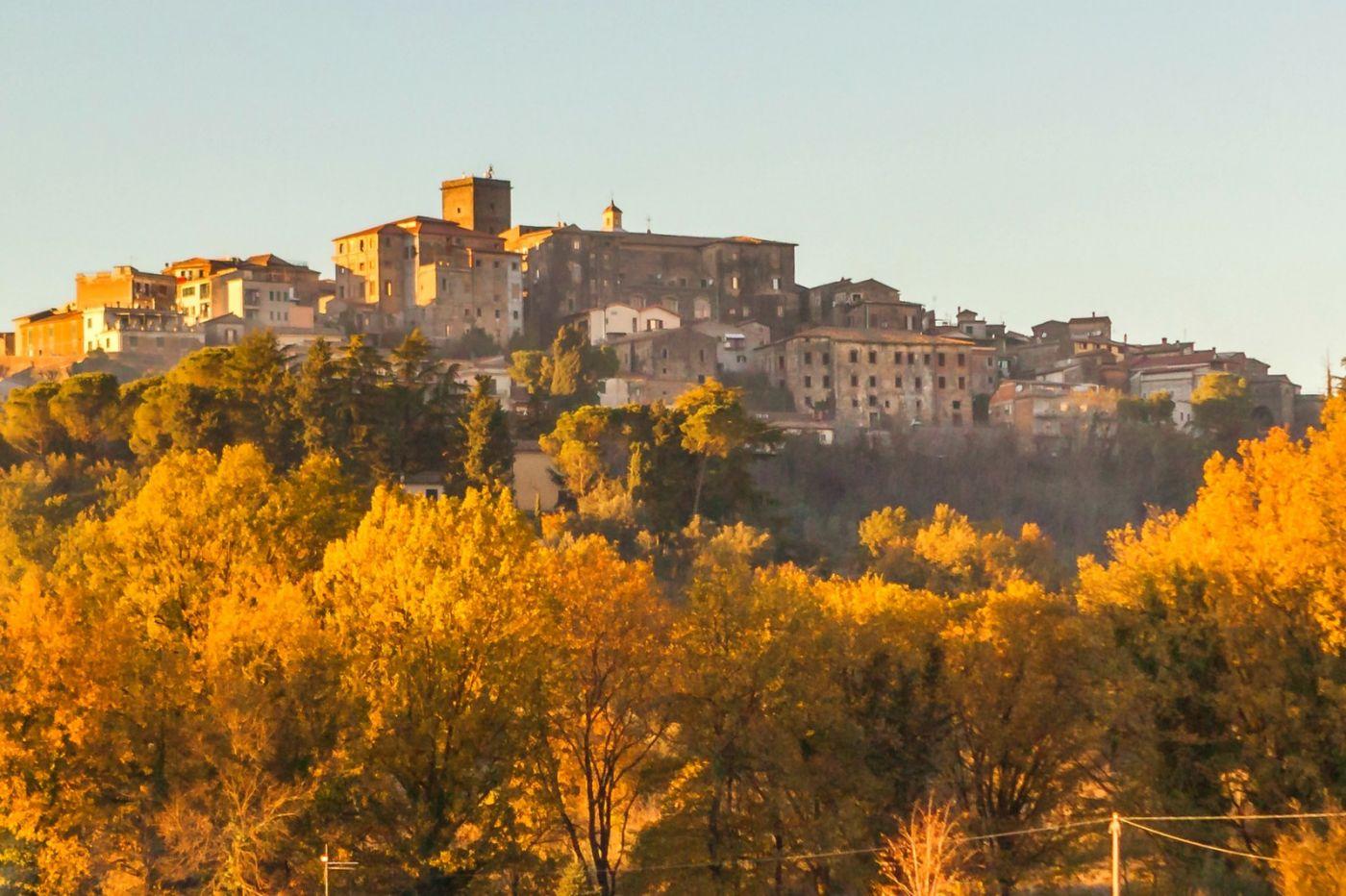 意大利路途,黄昏时的乡村_图1-30