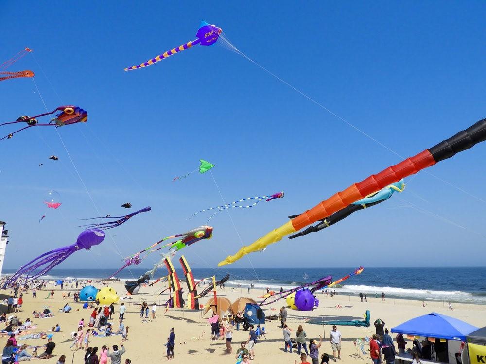 郎布兰奇海滩风筝节_图1-1