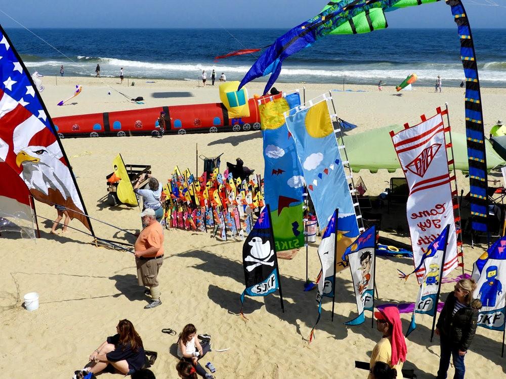 郎布兰奇海滩风筝节_图1-7