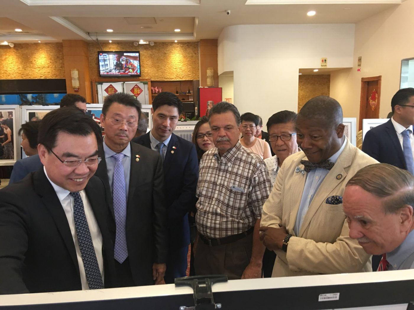 紐約州參議院通過「中國日」決議案慶祝会在紐約舉行_图1-3