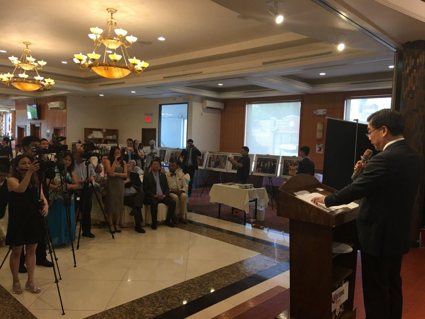 紐約州參議院通過「中國日」決議案慶祝会在紐約舉行_图1-10
