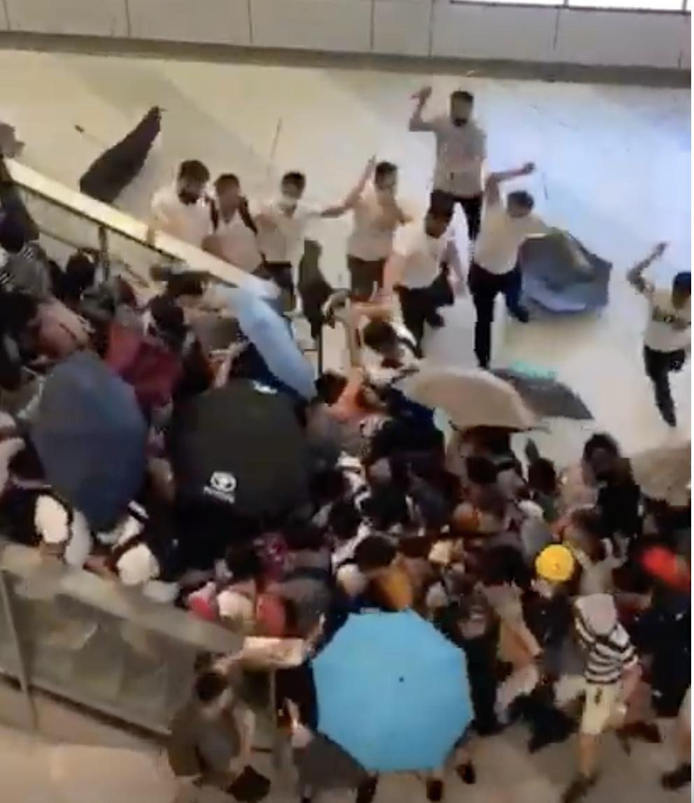 没完没了:香港事态今日严重恶化!_图1-1