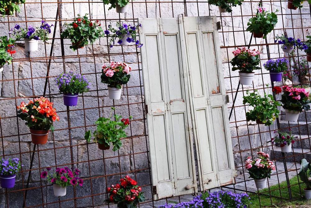 加泰罗尼亚小城--赫罗纳鲜花节_图1-15