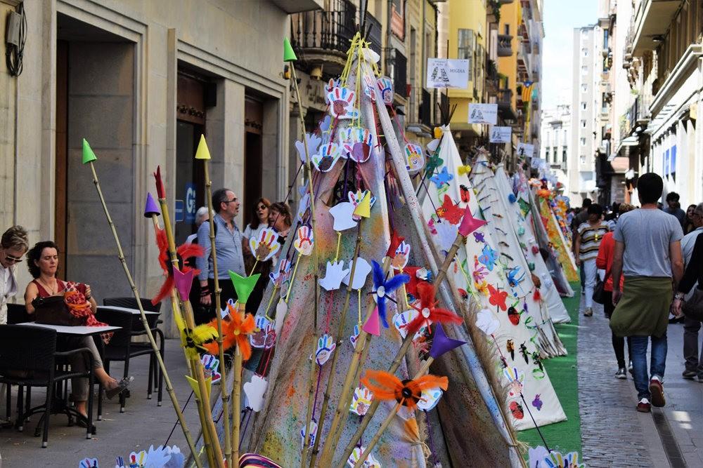 加泰罗尼亚小城--赫罗纳鲜花节  2_图1-8