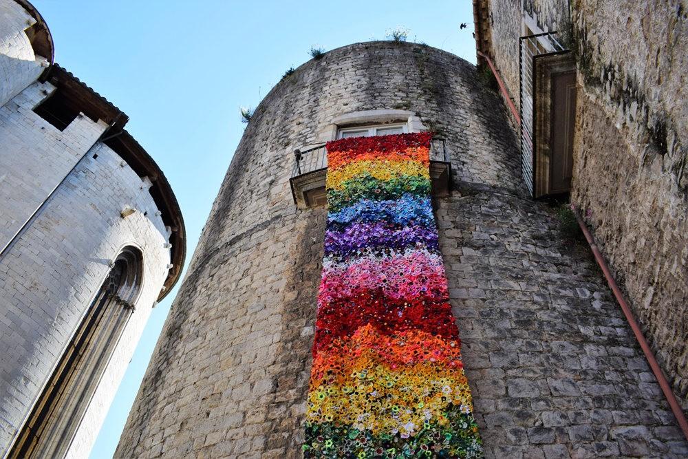 加泰罗尼亚小城--赫罗纳鲜花节  2_图1-11