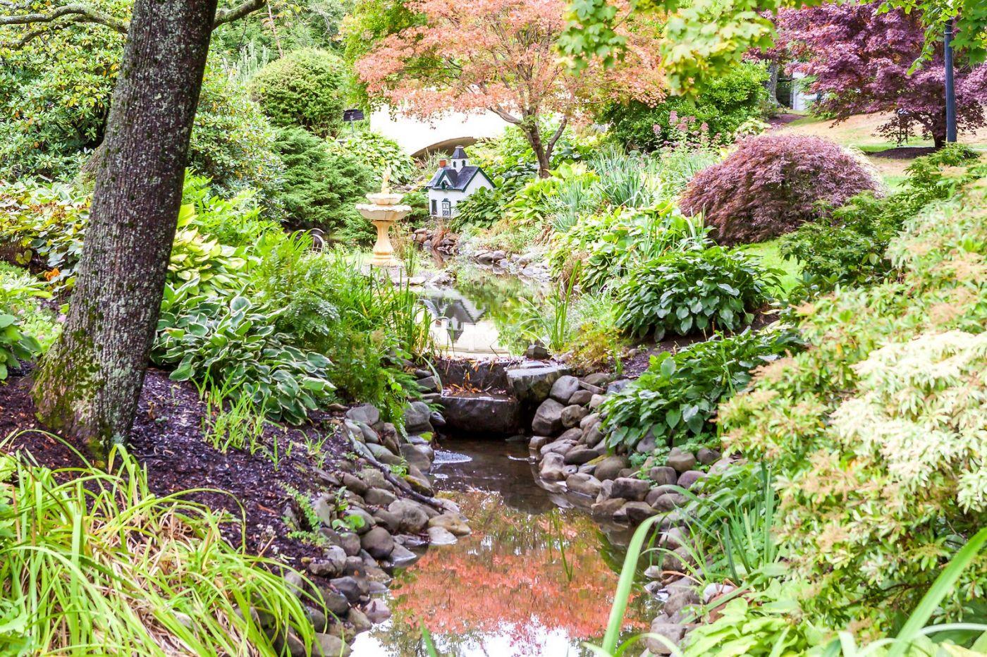 加拿大哈利法克斯(Halifax)公共花园,漂亮的花亭_图1-13