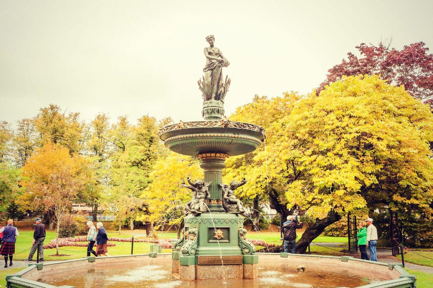 加拿大哈利法克斯(Halifax)公共花园,漂亮的花亭_图1-11